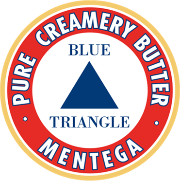Blue Triangle